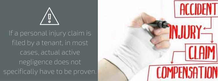 Tenant Personal Injuries