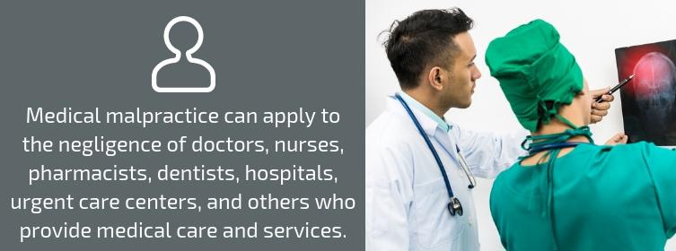 doctors committing malpractice